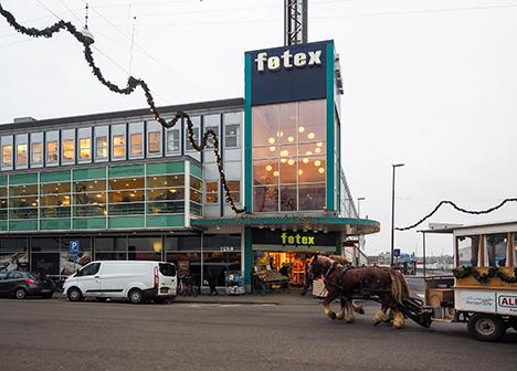 RANDERSiDAG.dk » Butiksliv » Skærpet sikkerhed ovenpå faldulykke på rulletrappe