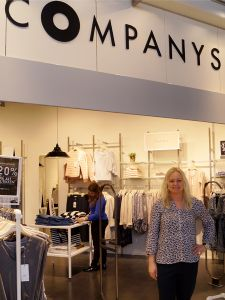 0755f601746 Store-managere Gitte Klit har været med i tre år i Randers Storcenter.  Foto: RANDERSiDAG.dk