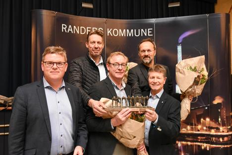 Confac A/S vinder Randers Kommunes Erhvervspris
