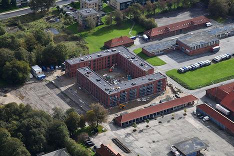 Nu udlejes PFA-boligerne på Randers Kaserne