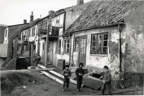 Slut med slum! Foredrag om slum og byfornyelse i 1900-tallet