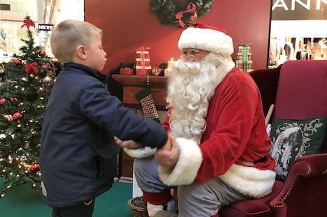 Julen starter på mandag i Randers Storcenter