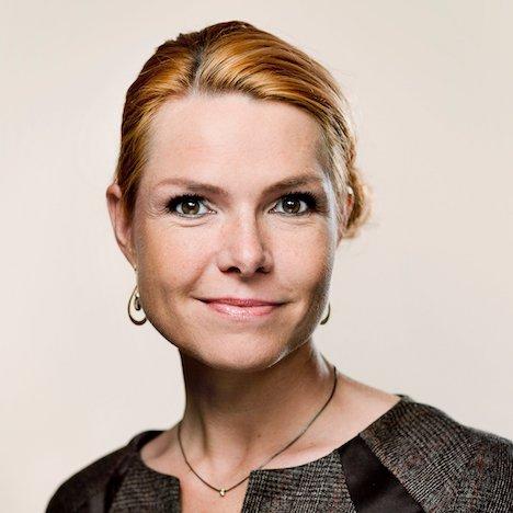 Politisk debatmøde med, Inger Støjberg i ´Den varme stol´!