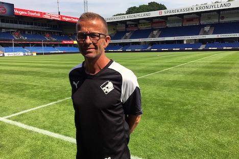 Per Sørensen stopper i Randers FC