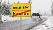 Nu træder nye regler om vinterdæk i kraft