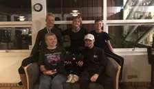 Tidlig julegave til ungdomsroerne i Randers Roklub