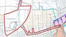 Regnvandsbassin i Vorup skal i borgerhøring