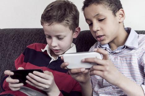 Høj teknologiforståelse blandt danske skoleelever