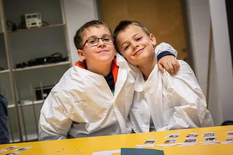Gå til Videnskab på Tradium i Randers