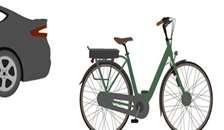 Mange cyklister erstatter bilen med elcyklen