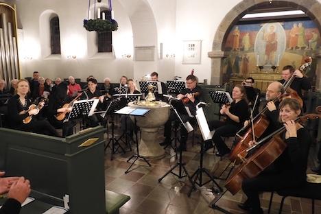 Julekoncerten 2019 i Langå