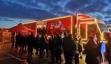 Coca-Cola ramte Randers