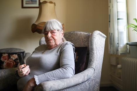 Telefonvenner gør en forskel for ældre randersborgere