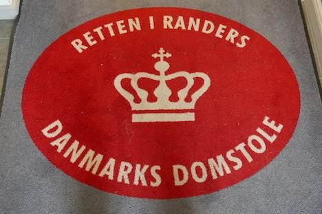 To fremstillinger i Retten i Randers