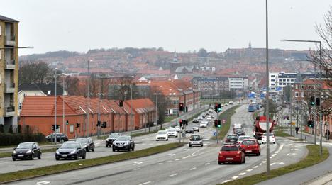 Smarte lyskryds sparer trafikanterne tid