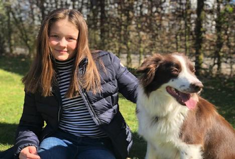 H.K.H. Prinsesse Isabella fylder i dag 12 år