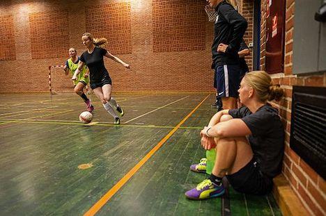 Fremgang i antallet af idrætsaktive i Randers Kommune