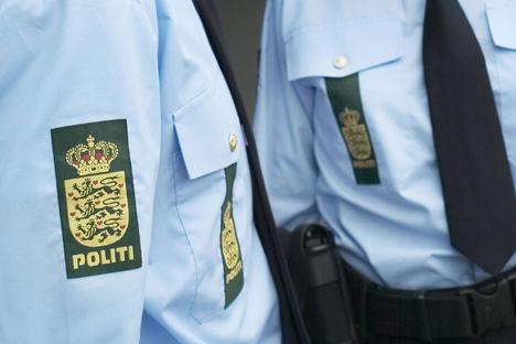 Narkopåvirket bilist flygtet med politihund i hælene.