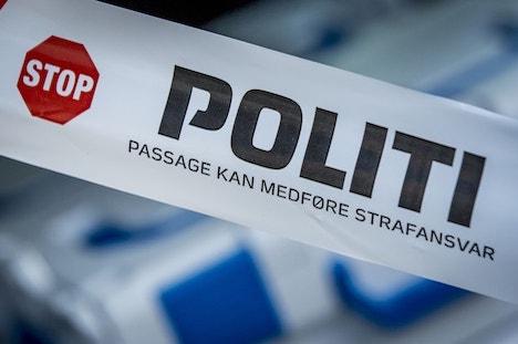 Øsyjyllands Politi havde en travl dag med flere færdselsuheld