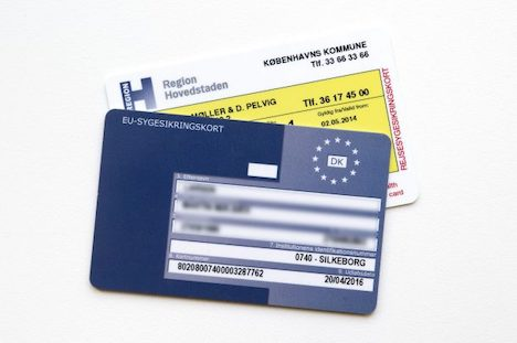 Tjek udløbsdatoen på dit EU-sygesikringskort inden sommer