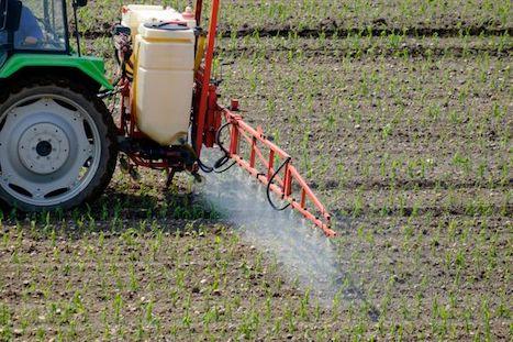 Ny tendens: Tyve går efter landmændenes sprøjtemidler