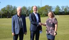 Spentrup IF og Sparekassen Kronjylland fortsætter tæt parløb