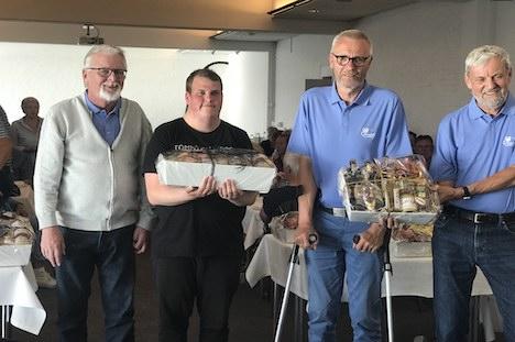 Mikkel Thorsen deltog til Paragolf på Bornholm
