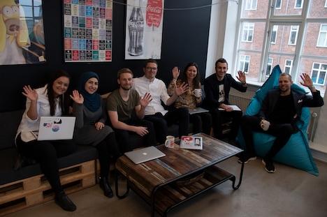 App-stiftere fra Midtjylland skaber overblik over 6000 danske restauranter