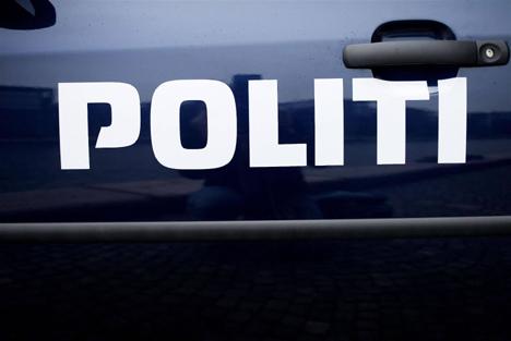 Overfaldet ved Tronholmen