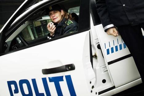 Færdselsuheld ved krydset på Viborgvej/Fladbrovej