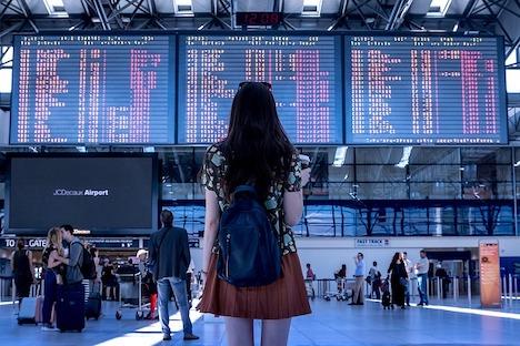 Mænd bruger flere penge end kvinder, når de rejser på ferie