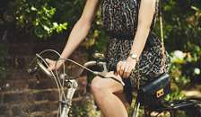 135 cykelturister indtager Randers og omegn