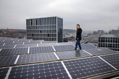 Danske forskere laver model for solenergi i hele verden