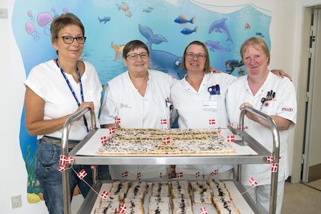 Rengøringen i top på Regionshospitalet Randers
