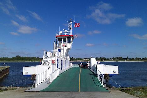 Ragna udvider sejlplanen med indlagte faste afgange til Kanaløen
