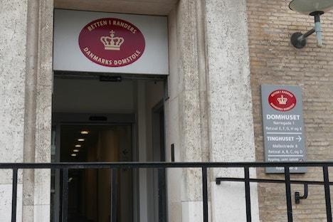 Grundlovsforhør i Retten i Randers