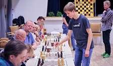 Mesterbesøg i Randers Skakklub
