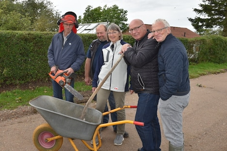 Borgere og kommune laver cykelsti sammen