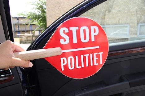 Narkokørsel på motorvej