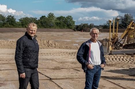 Arbejdernes Landsbank støtter Hornbæk-projekt