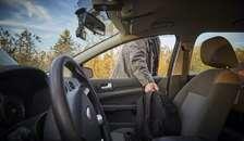 Stort fald i indbrud i biler i Østjylland