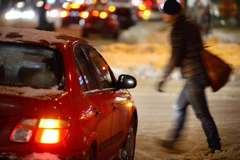 Husk refleksen og bliv set i trafikken