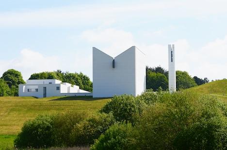 Kirken stod bag Berlinmurens fald