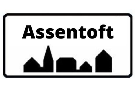 Ny vej i Assentoft