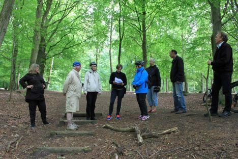 Skal du med på vandring i Fladbro Skov