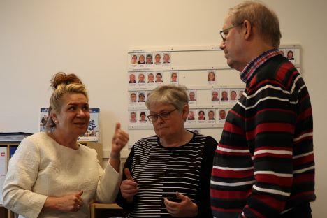 Lokalt jobsøgnings netværk får ledige seniorer i arbejde igen